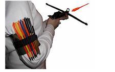pistol crossbow Arrow Quiver Left Right handed 15 bolts