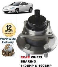 für Toyota Celica 1.8i VVTi 140 190 Import 1999-2006 NEU rear Lagernabe Set