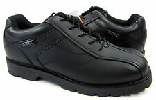 Lugz Shoes Leather Classic Casual MUSEL-001 Black Boots Size 9 EUR 42.5