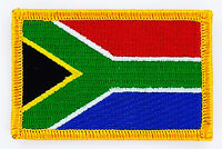 SOUTH AFRICA SOUTH AFRICAN FLAG PATCHES COUNTRY PATCH BADGE IRON ON EMBROIDERED