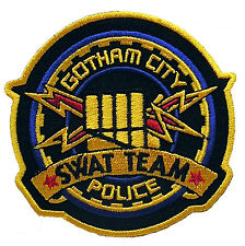 Batman Gotham City - Uniform Patch - Aufnäher  - Swat Team Police