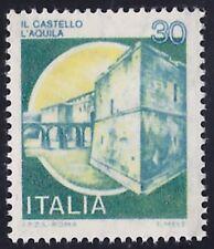 REPUBBLICA1981 - 30 Lire CASTELLI VARIETA' n.1569Db RARO!! Cert.FERRARIO € 1.800