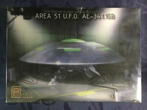 Area 51 UFO AE-341.15B Pegasus Model Kit
