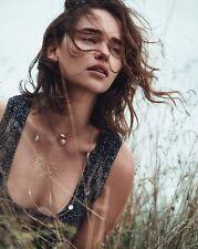 Emilia Clarke 8x10 Sexy Photo #063