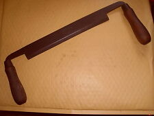 BRADES 250mm drawknife-made in Inghilterra-come foto