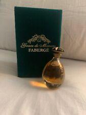 Vintage Grace de Monaco Faberge Parfum - 1 oz #202/999 Crystal. Nib