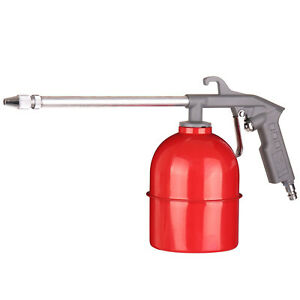 Professional Long Nozzle Paraffin Diesel Air Spray Cleaning Gun Engine Cleaner