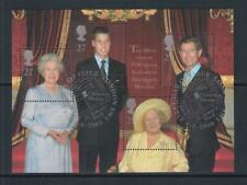 GB used stamps - 2000 Queen Mother Commemoration Minisheet, fine used