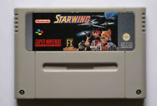 STARWING sur Super Nintendo SNES
