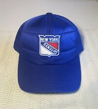 """""""Brand New"""" Official Licensed New York Rangers Hat. American Needle"""