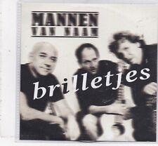Mannen Van Naam-Brilletjes promo cd single