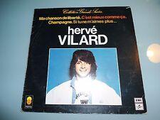 Herve Vilard - Collection Grands Succes LP 1976 RARE Ma chanson de liberte