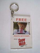 Photo Key Chain from Spray N Wash