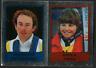 Ingemar Stenmark - Erika Hess Panini SKI CARD 1986! n.110 MINT! SUPERSPORT