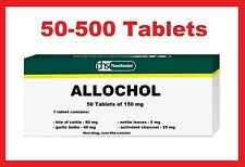 Allochol Allohol Natural Herbal Supplement Cholagogue 50-500 Tablets