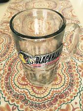 NHL Chicago Black Hawks Beer Mug, Stein, Primary Logo, 12oz, Heavy Glass