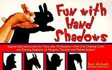 Fun with Hand Shadows by Sati Achath