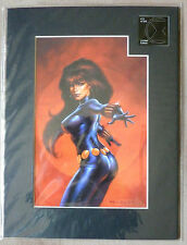 Avengers Black Widow Stacey E Walker Limited Edition  COA Alex Horley Marvel