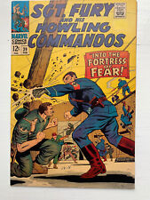 Sgt. Fury and his Howling Commandos #39 (1967) 7.0-ish