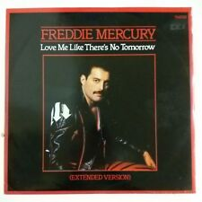 "Freddie Mercury Love Me Like There's No Tomorrow Maxisingle 12"" UK 1985"