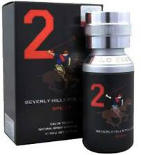 Beverly Hills Polo Club No 2 Perfume EDP - 50 ml  For Men Free Shipping
