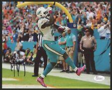 Jay Ajayi Autograph Dolphins 8x10 Photo (JSA COA)