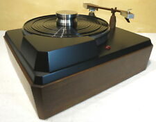 EMPIRE 208 Belt Drive Full Manual Turntable-Weathers Tonearm-Modded/Working Well