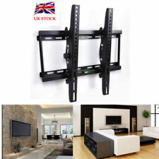 "UK Tilt TV Wall Mount Bracket 26"" 32"" 40"" 42"" 46"" 47"" 50"" 55"" LCD Samsung Sony"