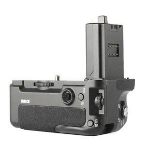 Meike MK-A7IV Vertical Battery Grip For Sony a7RIV a7R4 a7IV a74 a9II Camera