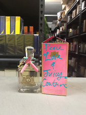 Peace Love Perfume by Juicy Couture, 3.4 oz EDP Spray for Women NEW