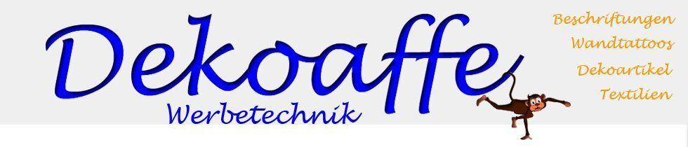 Dekoaffe-Shop