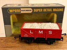 Wrenn model railways W5032 L.M.S. Plank Wagon in box stamped with W2231 B.R. 08