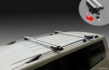 Dachreling und Dachträger Abschließbar 160cm Nissan NV 300 L2H1 ab Baujahr 2016