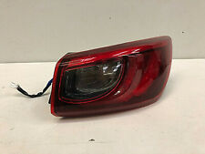 2018 MAZDA CX-3 SPORT right Side Rear Light Assembly
