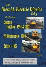 Diesel & Electric Diaries Vol 5 DVD Class 31 33 37 47 50 59 73 Trains Locomotive
