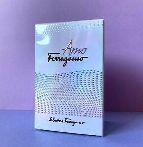 BNIB Salvatore Ferragamo - Amo Ferragamo 30ml Eau De Parfum Spray for Women