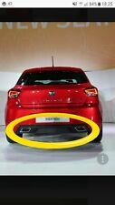 Spoiler/Diffuseur chrome arrière SEAT IBIZA (référence, style, Xcellence, FR )