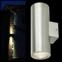 Außenleuchte B1 Wandleuchte Edelstahl IP44 Leuchte Lampe außen Fassadenleuchte