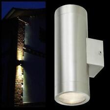 Außenleuchte Wandleuchte Edelstahl IP44 Leuchte Lampe außen Fassadenleuchte B1