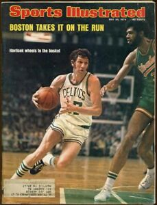 SI: Sports Illustrated May 20, 1974 Boston Celtics John Havlicek G