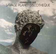 "COMPUTER JAY - Savage Planet Discotheque Vol.1 (10"") (EX-/EX+)"