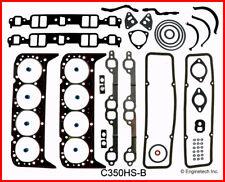 Engine Cylinder Head Gasket Set ENGINETECH, INC. C350HS-B