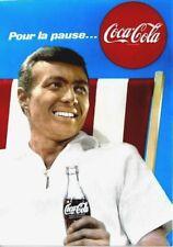 Original vintage poster COCA COLA MEN RELAX EASY CHAIR c.1958