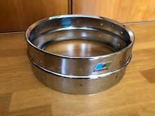 Ludwig LM400 Supra Phonic,Supraphonic,14x5 Snare Drum Shell,Blue/Olive Badge