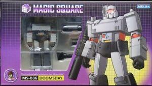 Magic Square Doomsday (Legends scale Transformers Megatron)