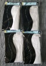 Vtg SERENADA 3 Pack Women's Briefs Underwear Panties lot of 12 White new size 9