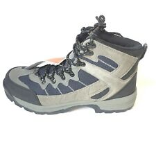 Ozark Trail Michael Hiking Boots - Men's Size 10.5M - Grey/Navy