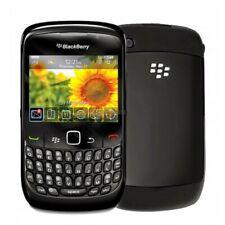 BlackBerry Curve 8520 Black Unlocked Smartphone - Grade B - Bargain