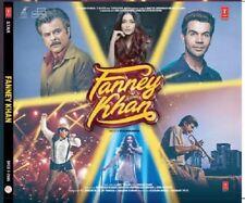 Fanney Khan - Aishwarya Rai, Anil Kapoor - 2018 Bollywood Movie OST CD