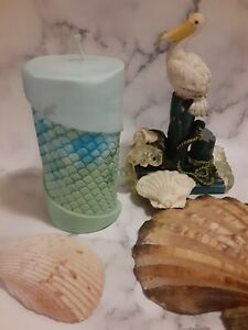 Mermaid Candle